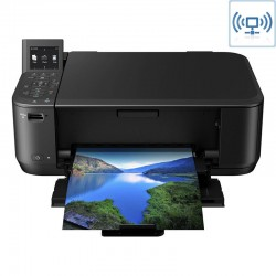 Installation d'une imprimante