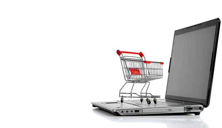 Vente de matériel en ligne
