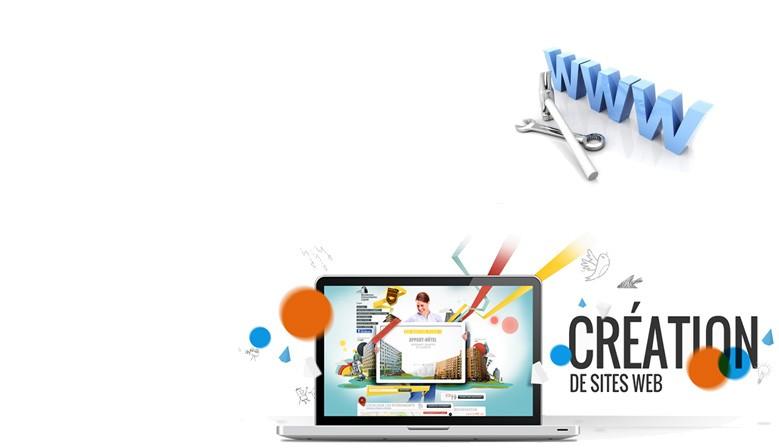 Création de sites internet et boutiques en ligne
